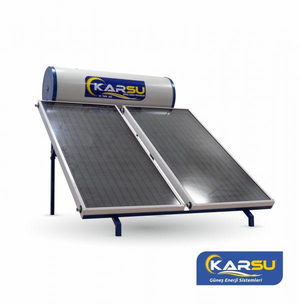 Basınçlı -Güneş-Enerjisi-Sistemi-200 Litre-GLV200